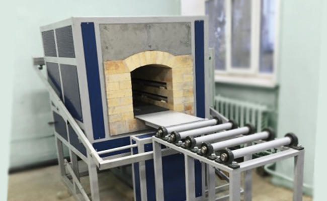 """Sikron"" has developed a new heat treatment furnace with protective atmosphere"