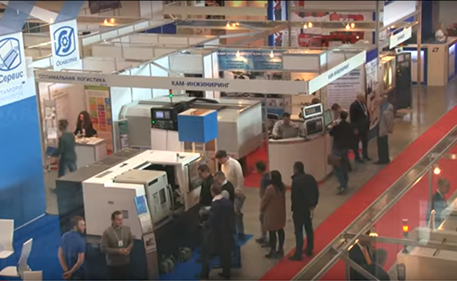 """Sikron"" participated in the international exposition ""Machine-tool building - 2015"""